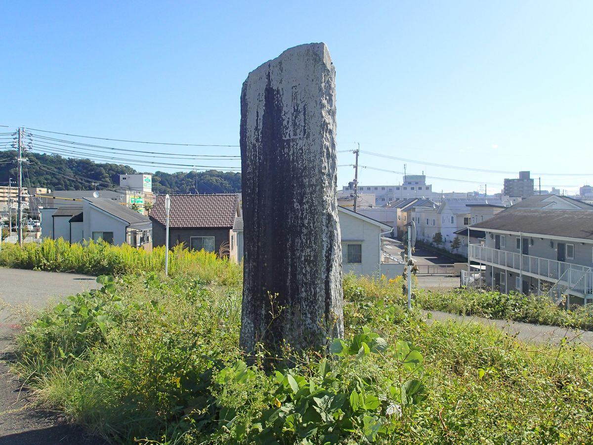 「安倍川修堤碑」(静岡県静岡市)