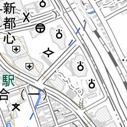 大宮駅付近に見る上越新幹線新宿 大宮ルートの痕跡 骨まで大洋ファンby革洋同