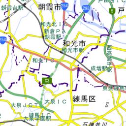 地理院地図関連リンク集