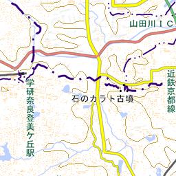 地形図 写真 標高