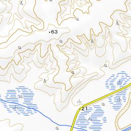 猿払川 さるふつがわ 北海道宗谷 川の地図
